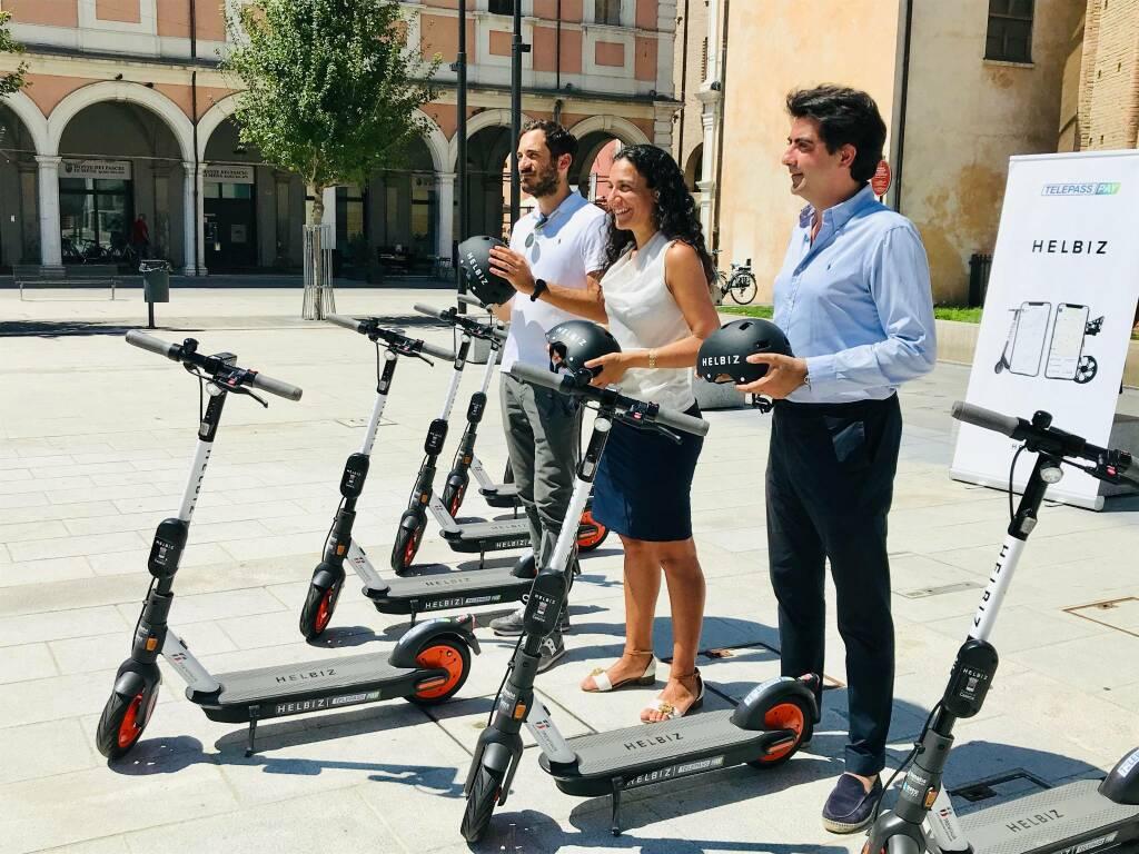 Cesena sceglie Helbiz come operatore unico per la sharing mobility thumbnail