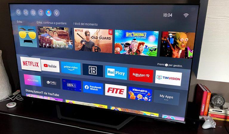 Recensione Hisense A7500F: la smart TV per tutti