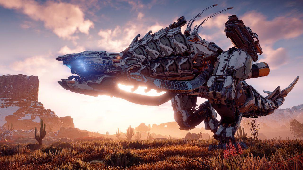 Horizon Zero Dawn è già il gioco più venduto su Steam thumbnail