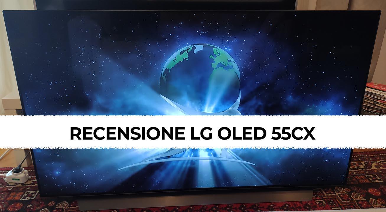 LG OLED CX55 recensione: sottile, elegante e performante thumbnail