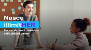 """Illimity Banca presenta il nuovo programma dedicato alle donne Illimity Banca, quotata all'MTA di Borsa Italiana, lancia """"illimitHER"""", il programma vuole spingere le giovani donne a investire su se stesse"""