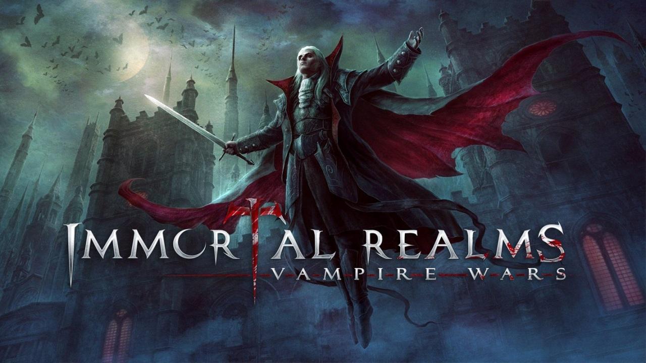 Immortal Realms: Vampire Wars, arriva il terzo dev diary thumbnail
