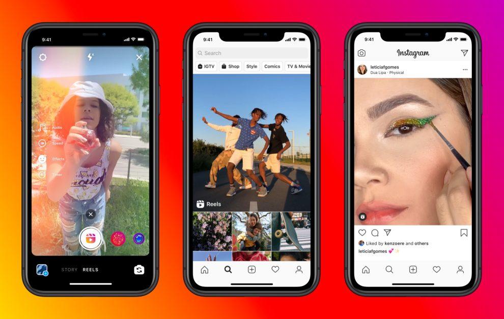 Instagram Reels, così Zuckerberg sfida il gigante cinese Tik Tok thumbnail