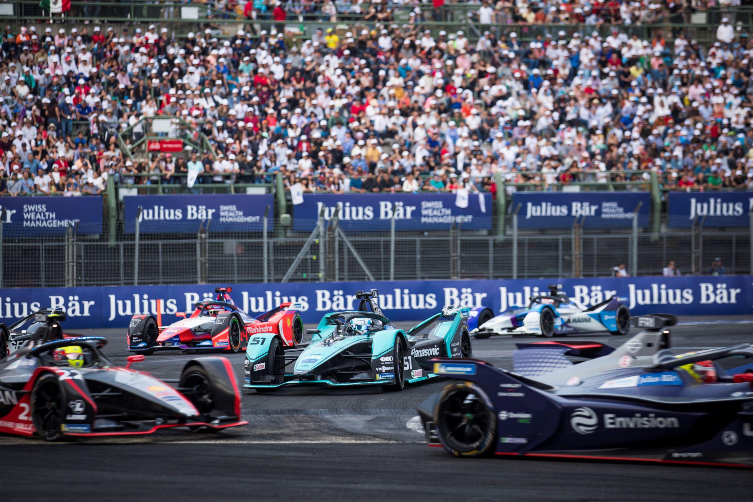 Jaguar I-Pace MY2021 Formula E messico