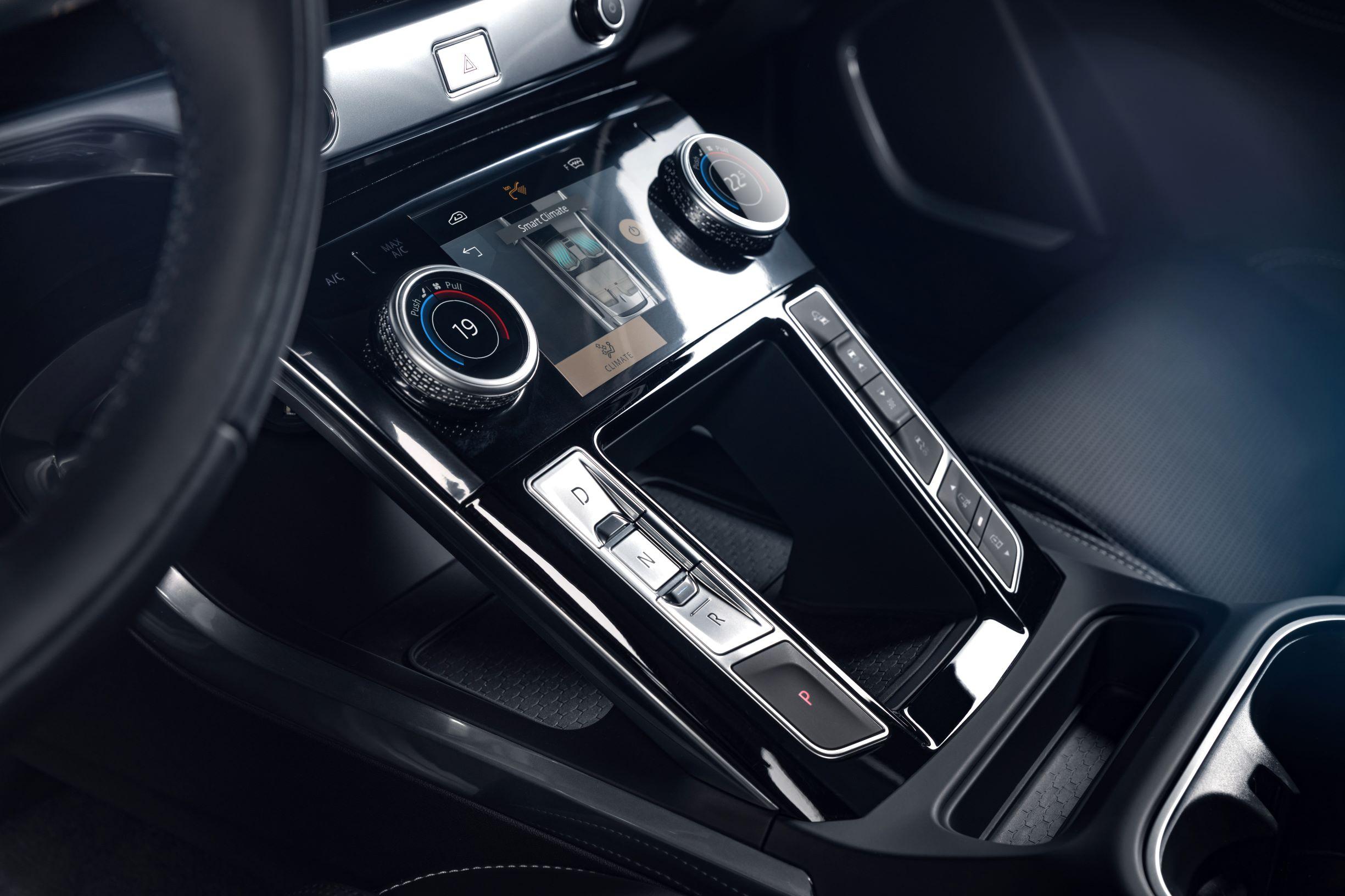 Jaguar I-Pace MY2021 clima