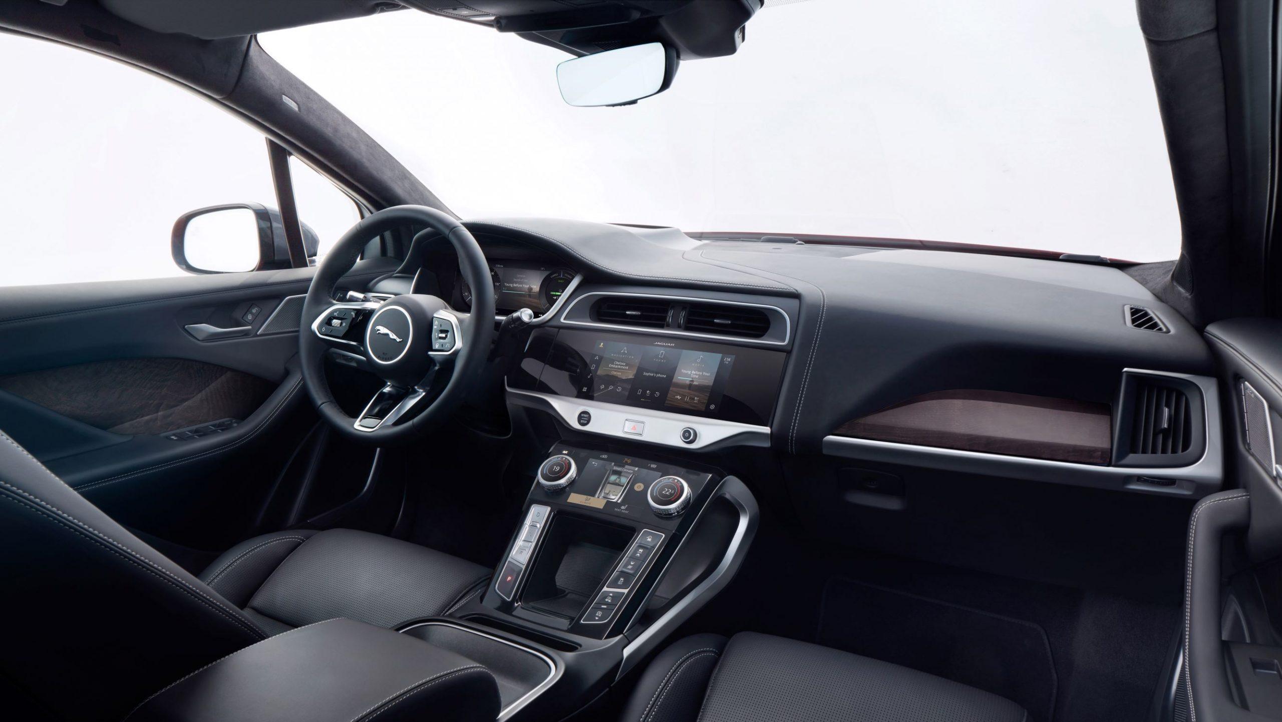 Jaguar I-Pace MY2021 interni