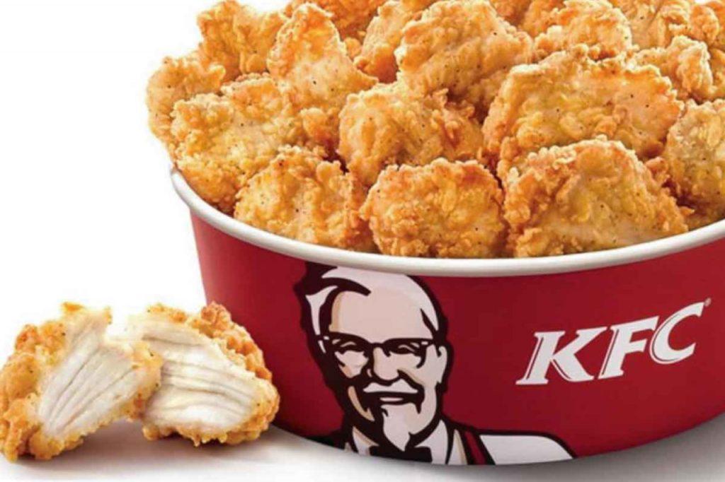 KFC bioprinting