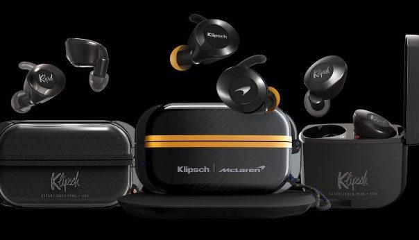 Klipsch annuncia le nuove cuffie T5 II True Wireless, con l'edizione special McLaren thumbnail