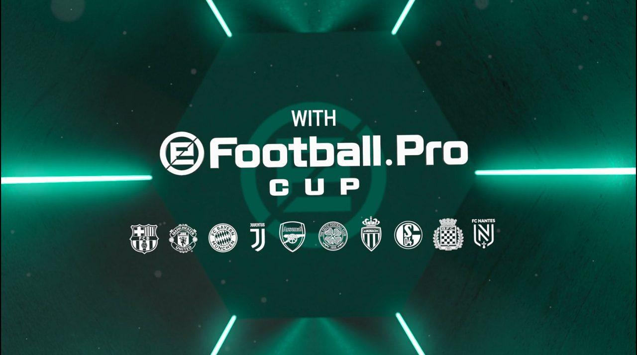 eFootball.Pro Cup, annunciato il programma della fase finale thumbnail