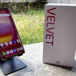 LG Velvet recensione