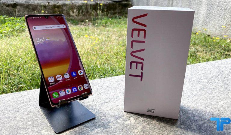 Recensione LG Velvet: cambio di marcia!