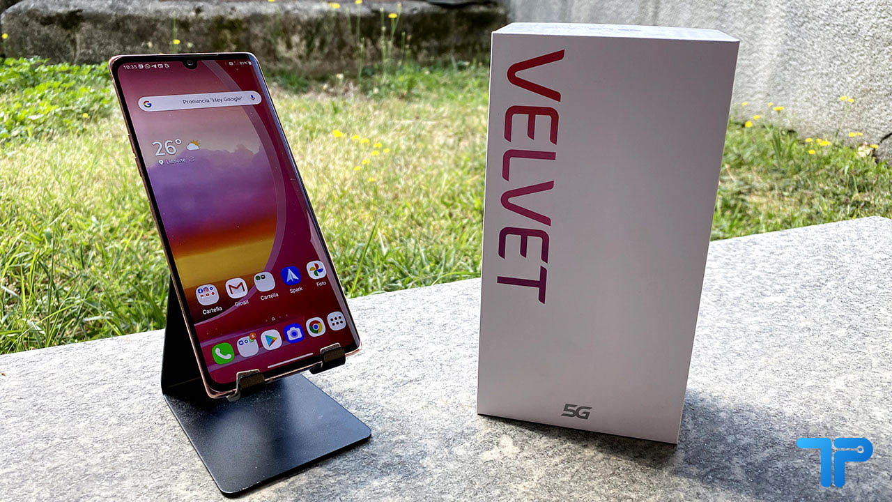 Recensione LG Velvet: cambio di marcia! thumbnail