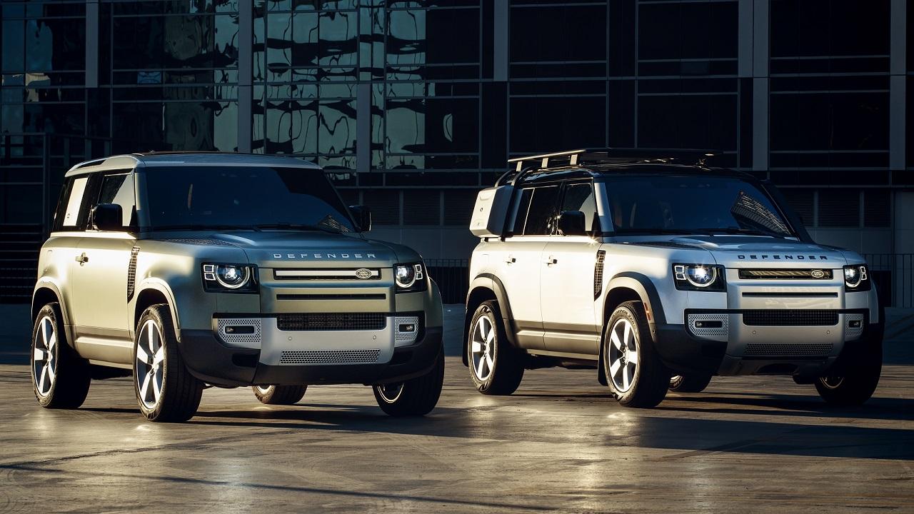 Land Rover Defender arriva in Italia con un evento di lancio digitale thumbnail