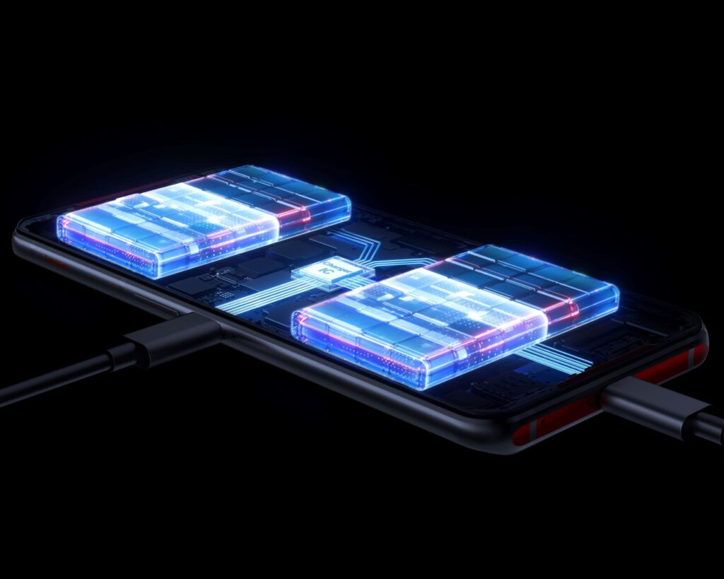 Lenovo Legion Phone Duel batteria-min