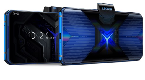 Lenovo Legion Phone Duel: smartphone per il gaming in 5G thumbnail