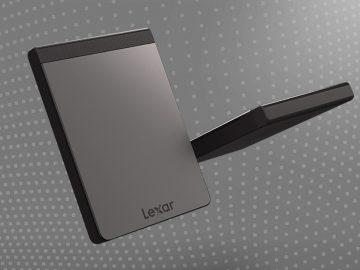Lexar SL200 ssd