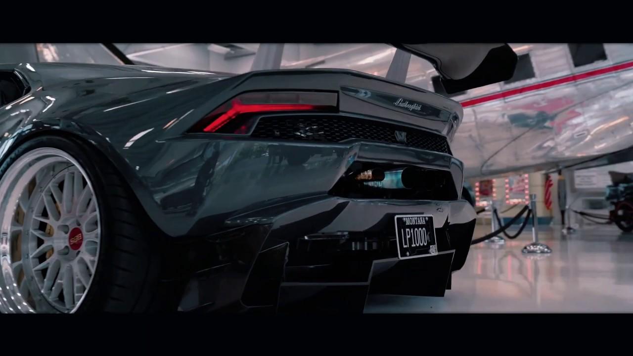 Liberty Walk presenta una versione ancora più appariscente di Lamborghini Huracan thumbnail