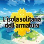 L'isola solitaria dell'armatura recensione