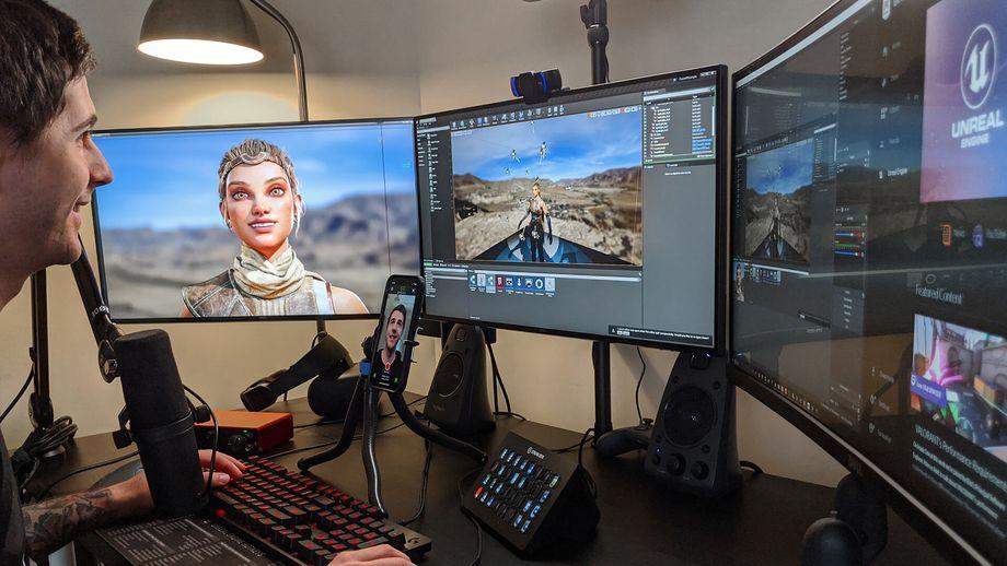 Live Link Face, l'app di Epic Games che cattura le espressioni facciali thumbnail