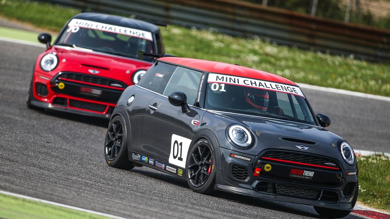 Il Campionato MINI Challenge torna in pista al Mugello thumbnail