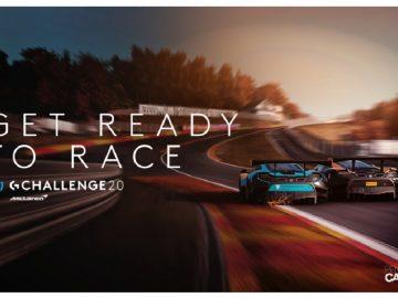 McLaren Challenge 2020 logitech