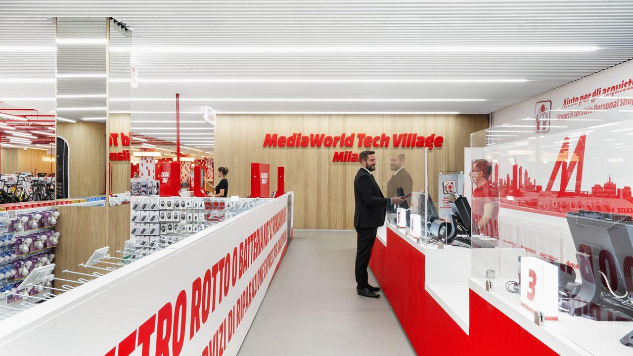 MediaWorld Tech Village Milano