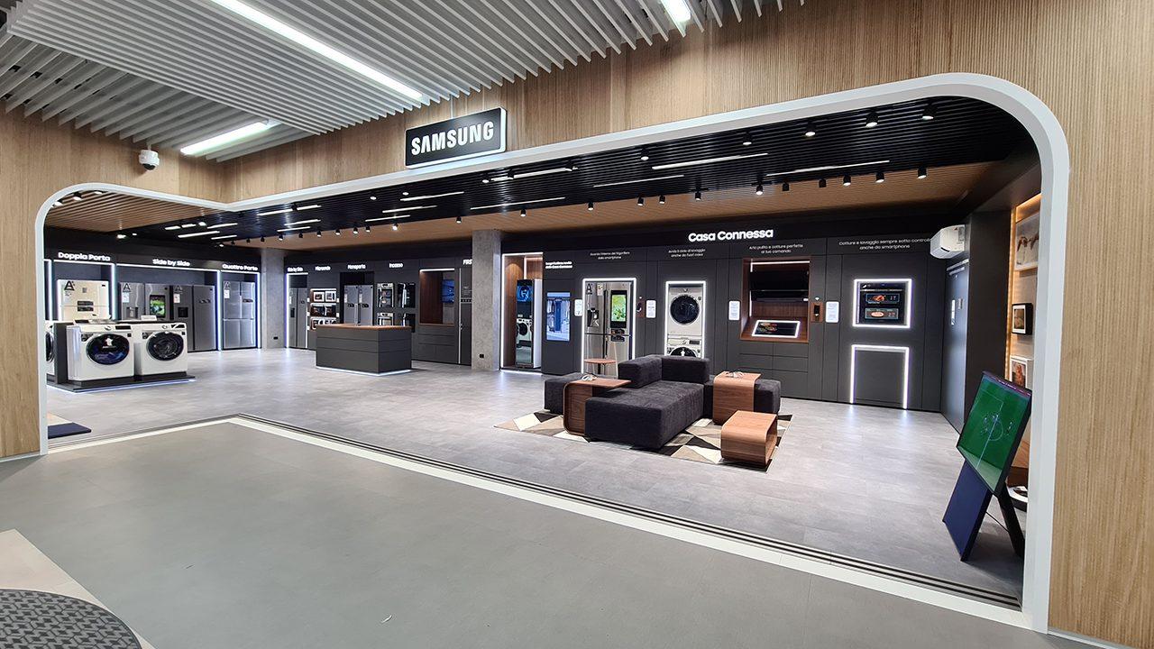 MediaWorld-Tech-Village-Samsung