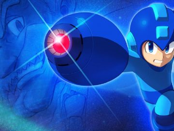 MegaMan VR Targeted Virtual World