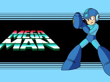 MegaMan VR: Targeted Virtual World capcom
