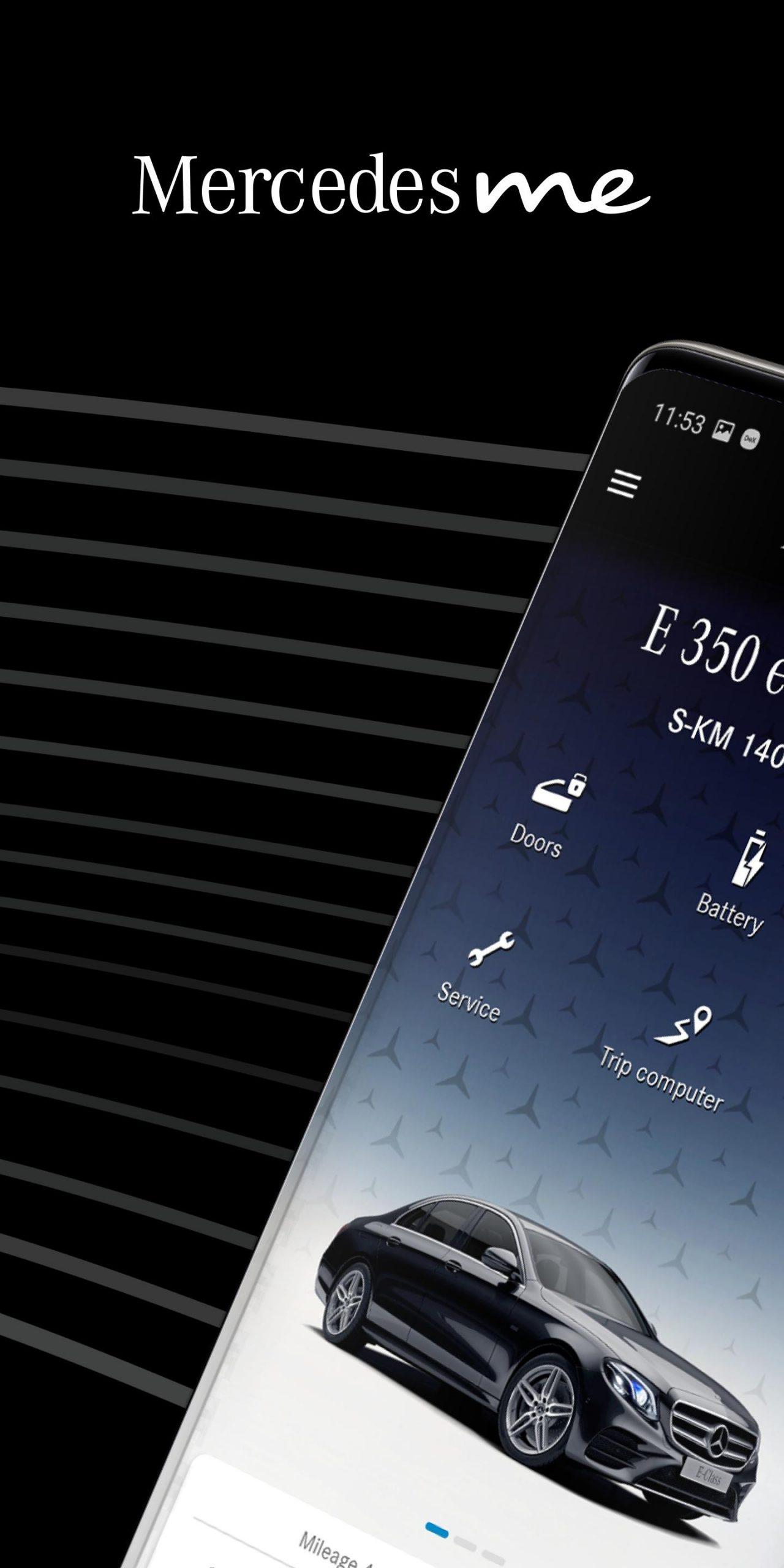 Mercedes Me 2020