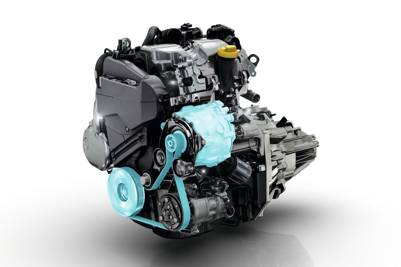 Mild Hybrid BSG bello