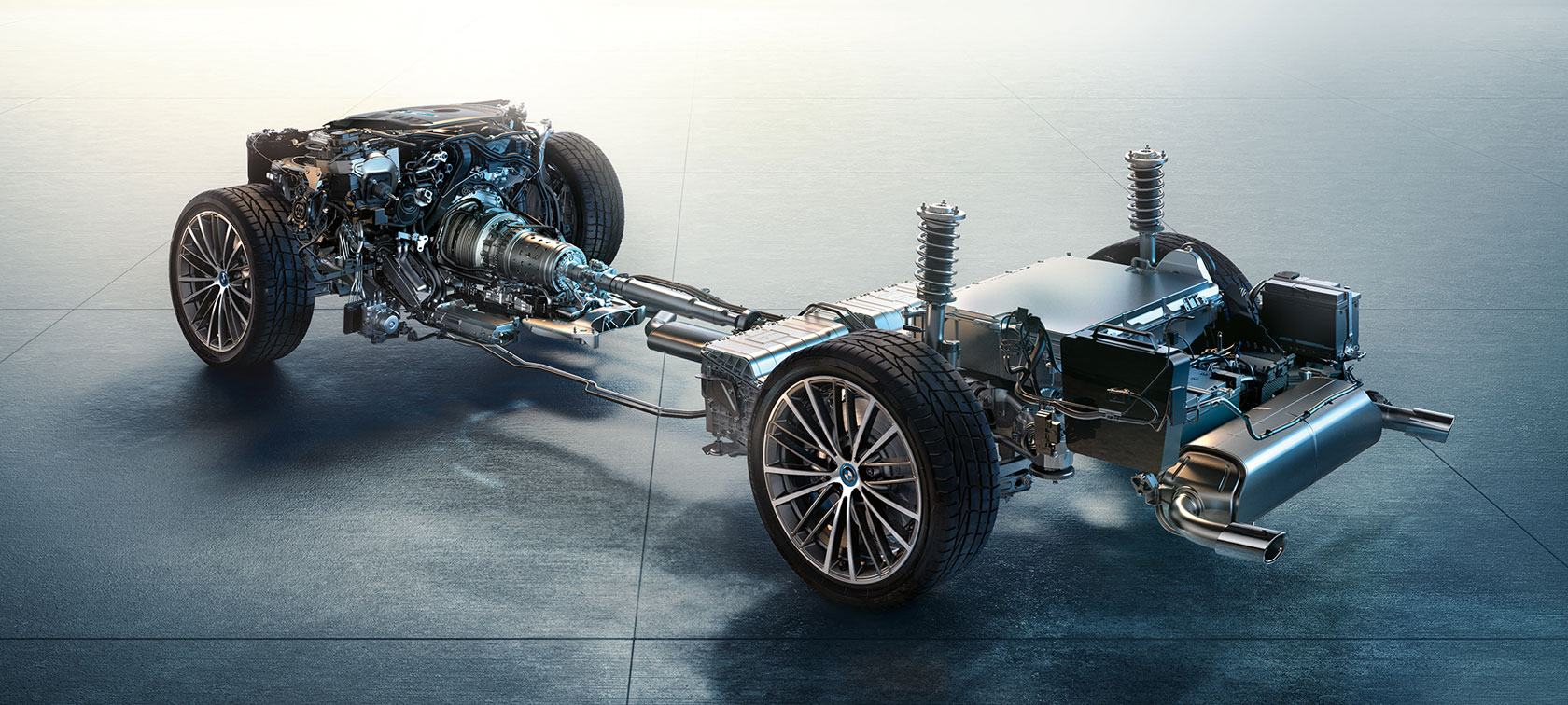Mild Hybrid ISG BMW