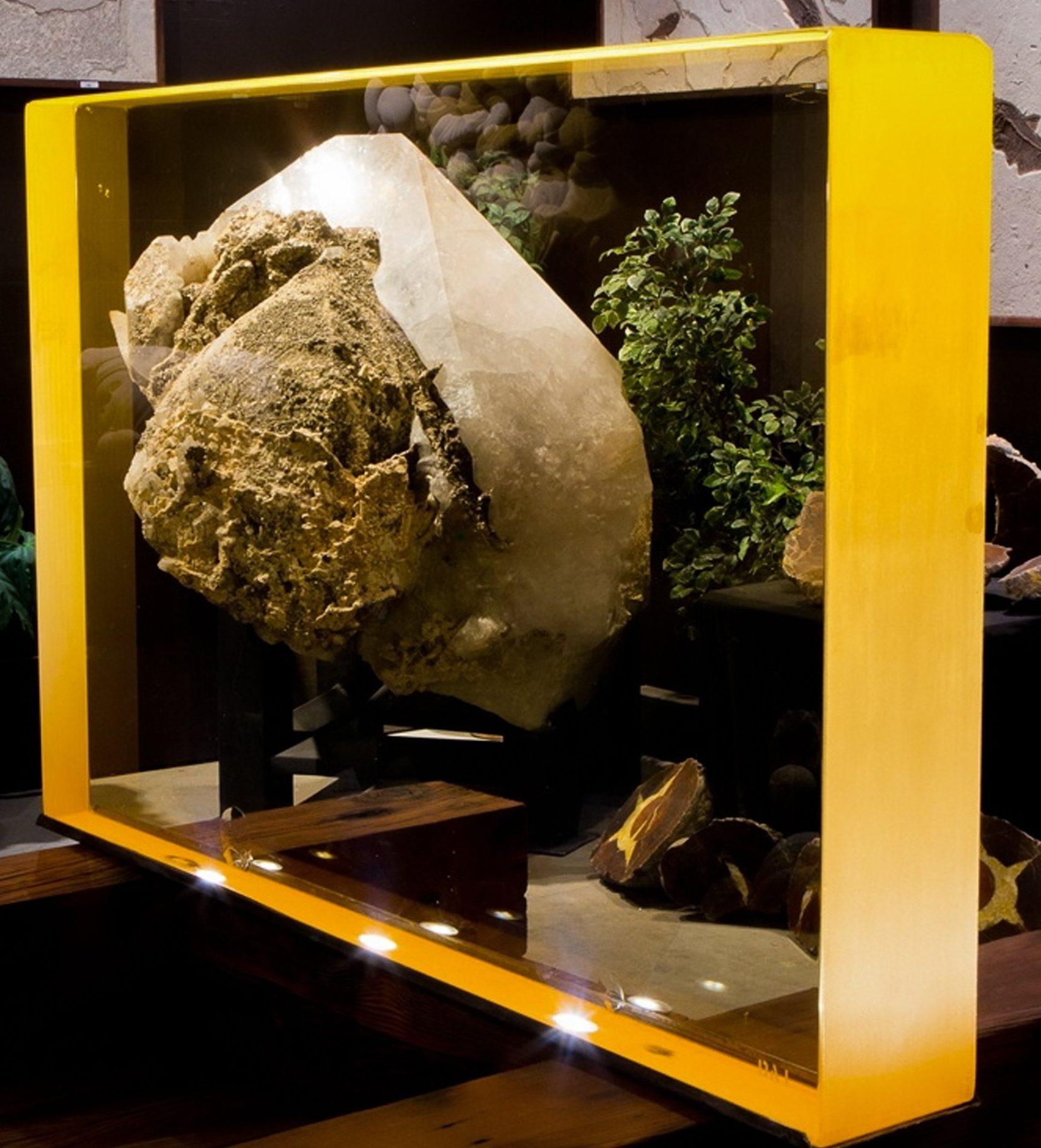 Progetto Manhattan Mini Museum