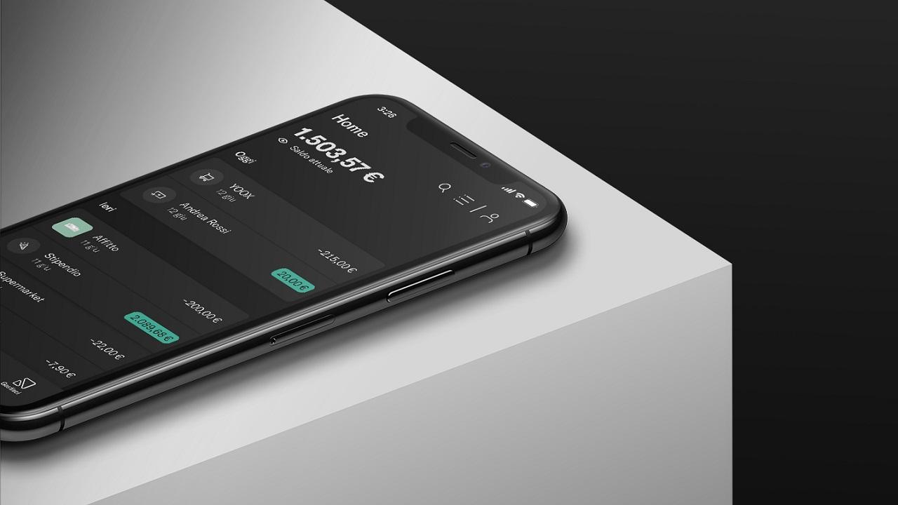 La dark mode disponibile per i clienti di Mobile Bank N26 thumbnail