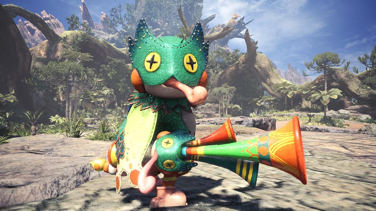 Monster Hunter World: Iceborne, disponibile un nuovo aggiornamento thumbnail