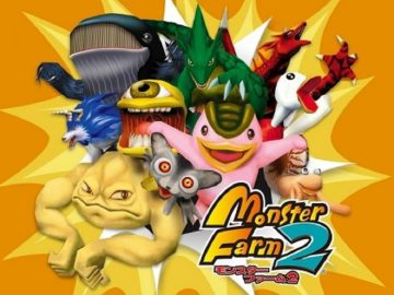 monster rancher 2 gioco
