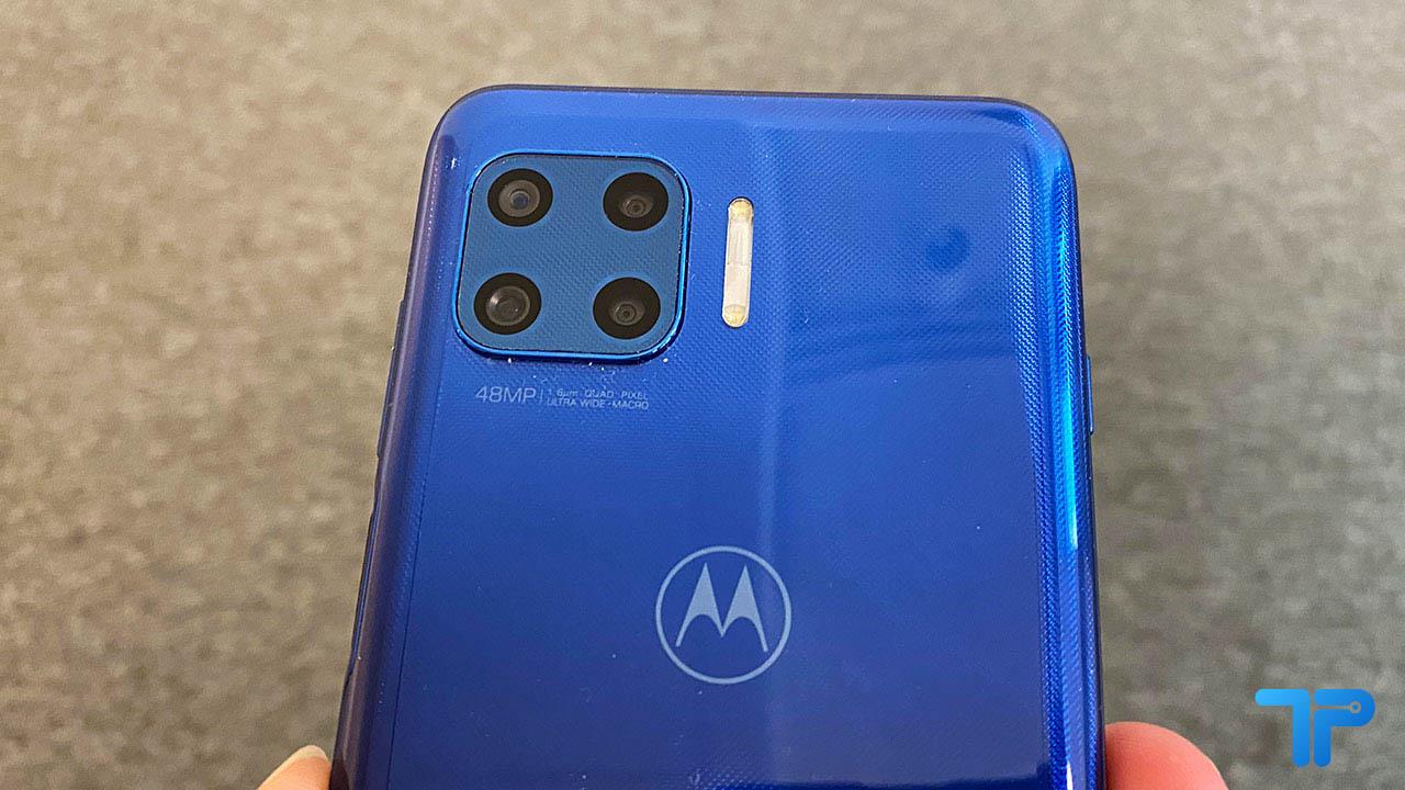 Motorola Moto G 5G Plus recensione fotocamera