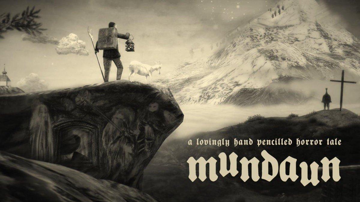 Mundaun è un gioco horror disegnato a mano, ecco il trailer thumbnail