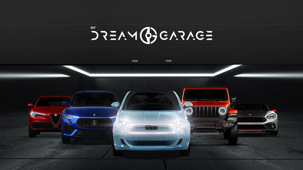 My Dream Garage è il servizio d'abbonamento per i clienti della Nuova 500 thumbnail