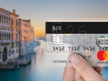 pagamenti contactless n26