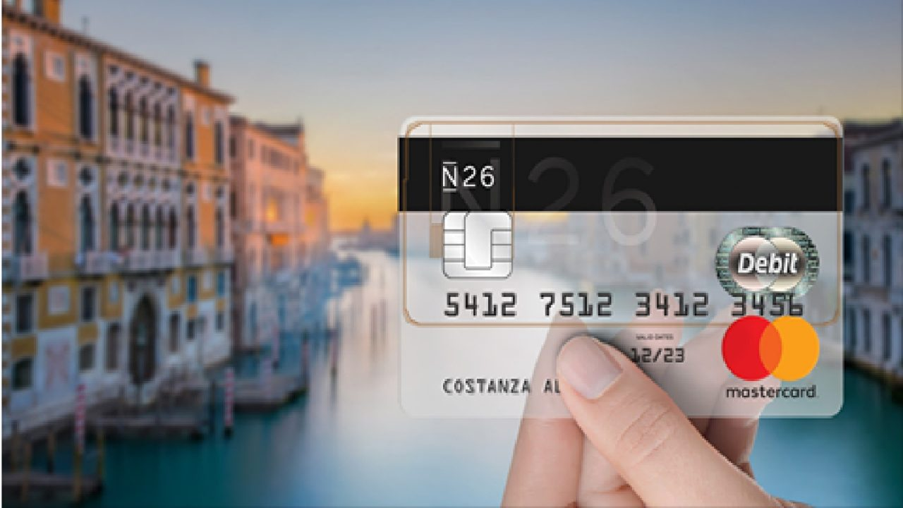 Estate con N26: pagamenti contactless e sicurezza in tutta Europa thumbnail