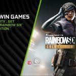 Tom Clancy's-Rainbow six siege gratis NVIDIA