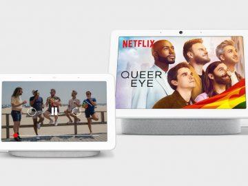 Netflix Google Nest Hub