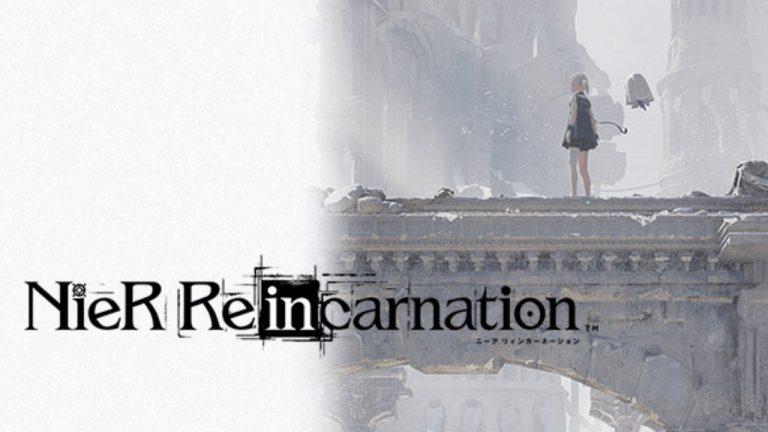 NieR Re[in]carnation trailer beta
