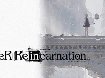 nier reincarnation uscita