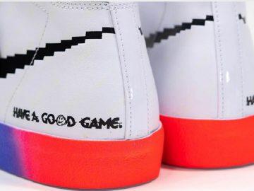 Nike Blazer gamer scarpe