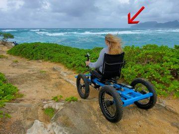 Not a Wheelchair elettrica