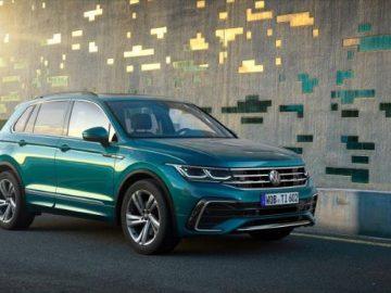Nuova Tiguan Volkswagen
