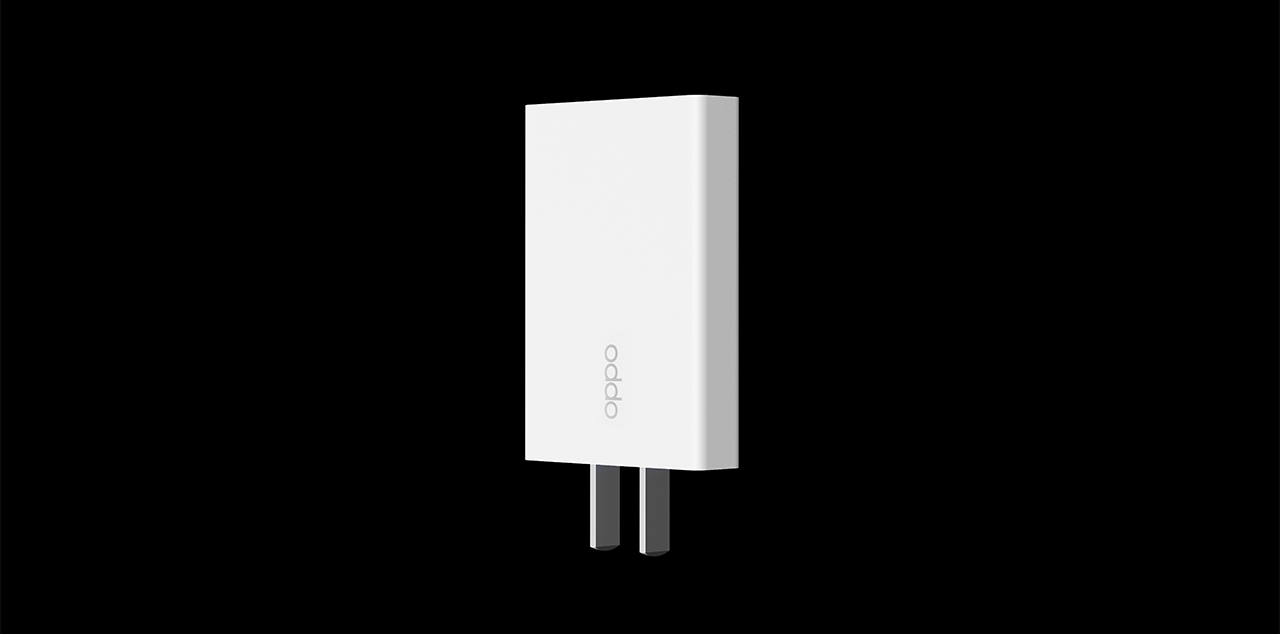 OPPO 110W flash charger caricatore