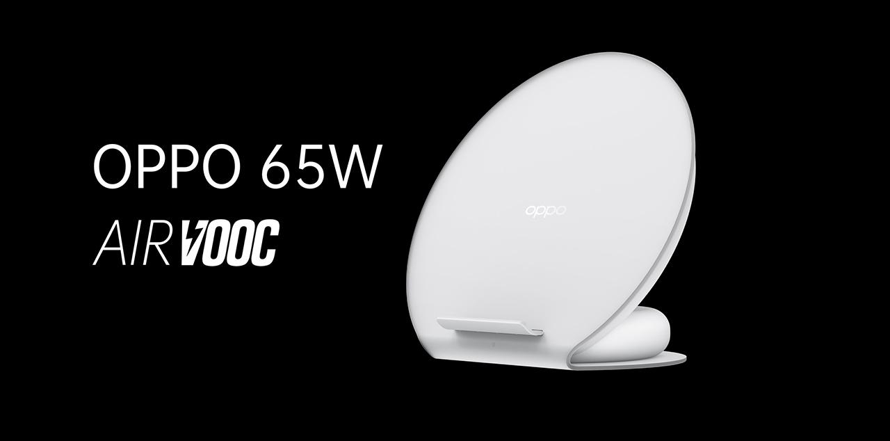 OPPO 65W wireless